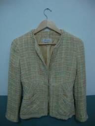 Casaqueto Blazer Tweed Zara 40