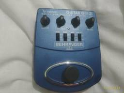 Behringer V-tone Guitar Gdi 22 (Simulador De Amplificador)