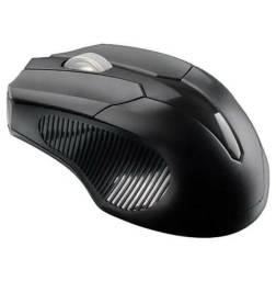 Mouse sem fio 2.4ghz usb box bulk pt mo265