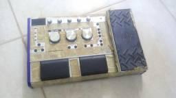 Korg AX 10 G pedaleira