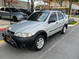 Palio weekend adv 1.8 2004 - 2004