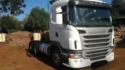 Caminhão Scania 2012 - 2012