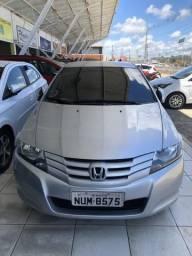 Honda City LX 1.5 Automático 2011 - 2011