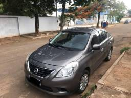 Nissan versa 1.6 SV 2012 - 2012
