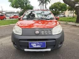 Rafa veículos uno way 1.0 r$ 22.900,00 com apenas r$1.000,00 de entrada - 2012
