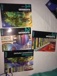 Livro de geografia (volume único) NOVO