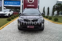 KIA SORENTO 2012/2013 2.4 16V GASOLINA EX AUTOMÁTICO - 2013