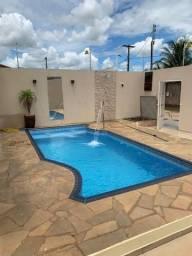 Casa 3 quartos e Piscina, Bairro Amazonas