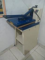 Máquina de estampa, aceita proposta