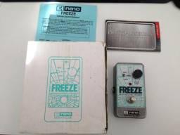 Pedal Electro Harmonix Freeze Retainer Nyc USA 12xR$ 90,03 no cartão