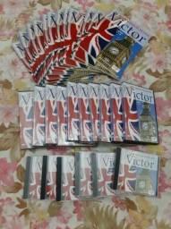 Coleção de inglês Victor