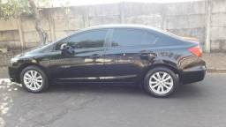 Honda Civic Sedan LXS 1.8 por 47 mil - 2012