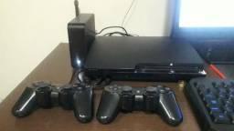 PS3 desbloqueado 60 jogos