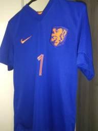 Camisa seleção holandesa ed834053a8806
