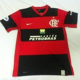 10c749ebf4 Camiseta Original Flamengo 2009 Sem número Tamanho G