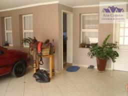 Linda casa 3 dormitórios - Mario Dedini - troca com Chácara - CA0010