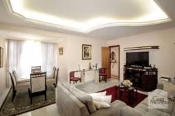 Apartamento à venda com 3 dormitórios em Alto barroca, Belo horizonte cod:271454