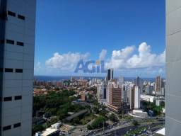 Apartamento para alugar com 1 dormitórios em Caminho das árvores, Salvador cod:AP000718