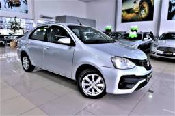 ETIOS 2018/2019 1.5 X PLUS SEDAN 16V FLEX 4P AUTOMÁTICO