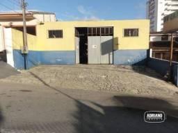 Galpão à venda próximo Shopping Itaguaçu, 270 m² por R$ 600.000 - Barreiros - São José/SC