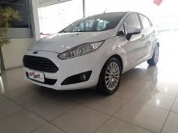 Ford New Fiesta TITANIUM 1.6 FLEX AUT 4P