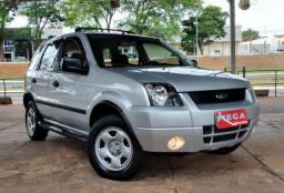 Ford ecosport 2007 1.6 xls 8v flex 4p manual