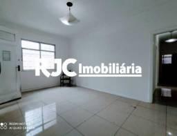 Apartamento à venda com 2 dormitórios em Rio comprido, Rio de janeiro cod:MBAP25078