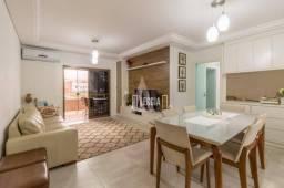 Apartamento com 3 dormitórios à venda, 110 m² por R$ 570.000,00 - América - Joinville/SC