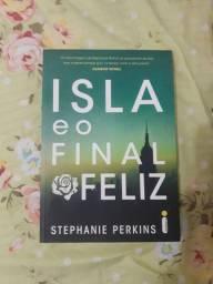 Livro - Isla e o final feliz