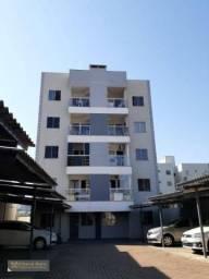 Apartamento com 2 dormitórios para alugar, 53 m² por R$ 950,00/mês - Independência - Casca