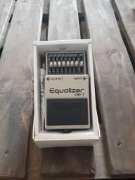 Equalizer G E 7. BOSS