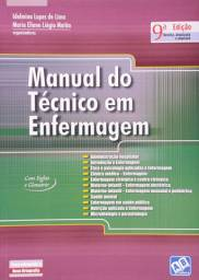 Vendo Livro Manual do Técnico em Enfermagem