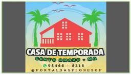 Santo Amaro - MA (Casa de Temporada)