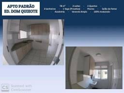 Apartamento para alugar com 2 dormitórios em Centro, Campos dos goytacazes cod:3526