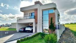Casa de condomínio à venda com 3 dormitórios em Jardim carvalho, Ponta grossa cod:2943