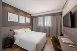 Aluguel de Apartamento Mobiliado (Contrato Mensal) Hotel Intercity São Leopoldo