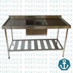 Pia industrial - nova Portinox Equipamentos