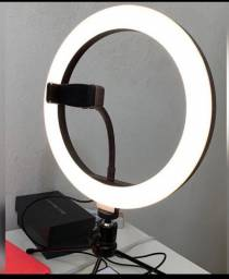 Vendo Ring light NOVO de mesa Arapiraca