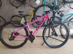 Bike MTB Aro 29 Lótus kit completo Shimano