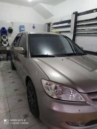 Honda Civic LX 2005 R$ 16,500.00