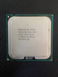 Processador Intel Dual Core E5400 2.7Ghz