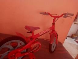 Bicicleta da baby