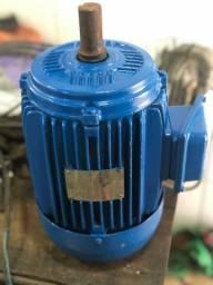 Motor 4cv. Baixa trifasico 220/380