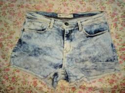 Short jeans R$22