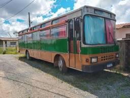 Ônibus Motor Home/ Food Truck