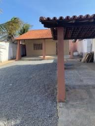 Alugo casa Luis Correia