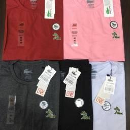 Camisetas Fio 30.1 - Atacado - Seja Revendedor