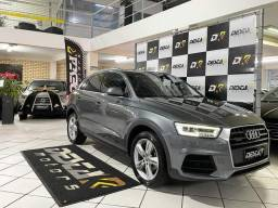 Título do anúncio: Audi Q3 S-TRONIC 2.0 TFSI 2016, impecável top de linha