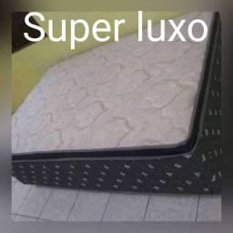 Título do anúncio: Lojavir ( cama Box Casal Nova em promoção ) modelo super luxo
