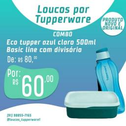 Tupperware: eco tupper . Basic Line 60$